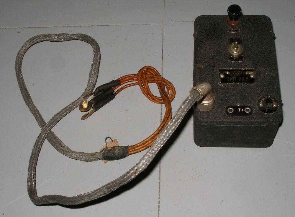 Кварцевый калибратор типа КК-6