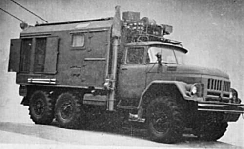 Общий вид Р-140М