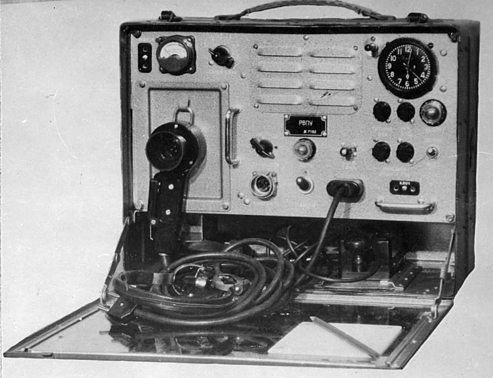 радиостанции Р-140. РВПУ