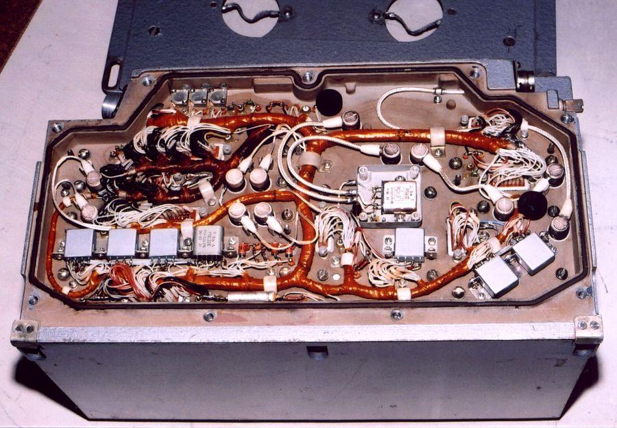 все это радиостанция Р-173